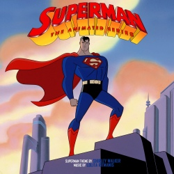 Superman-tas