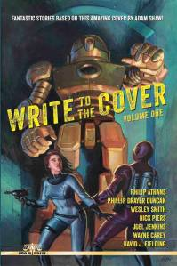 Write for the Cover Vol 1